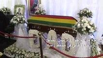 بدء مراسم جنازة الرئيس السابق روبرت موغابي في مسقط رأسه
