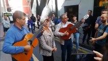 Homenaje a Iñaki Astondoa, miembro de Los Iruñako