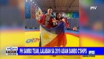 PH sambo team, lalaban sa 2019 Asian Sambo Championships