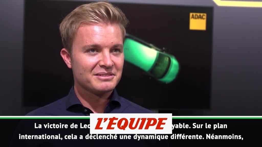 Rosberg «Vettel, un des meilleurs pilotes de tous les temps» - Formule 1 - GP d'Italie