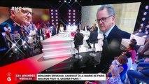 Le Grand Oral de Benjamin Griveaux, candidat LREM à la mairie de Paris - 12/09