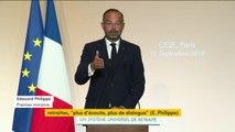 """Réforme des retraites : """"Le nouveau système ne s'appliquerait entièrement qu'à partir de 2040"""", a affirmé le Premier ministre Edouard Philippe"""
