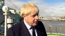 Boris Johnson denies lying to the Queen