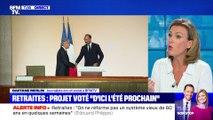 """Retraite : Projet voté """"d'ici l'été prochain"""" - 12/09"""