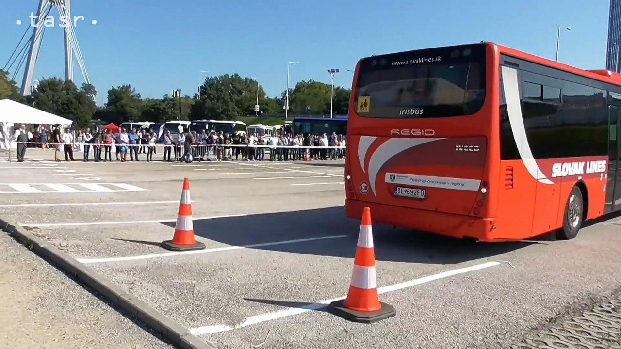 DOPRAVA: Autobusová doprava oslavuje 70. výročie