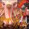 Hyderabad's Balapur Ganesh laddu auctioned for Rs 17.6 lakh