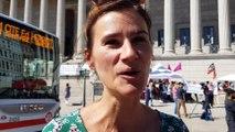Fanette Freydier, membre de Sud Travail et inspectrice du travail, témoigne