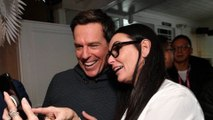 Ed Helms worried about explaining Demi Moore 'fling' to his wife