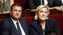 Louis Aliot annonce sa séparation avec Marine Le Pen - ZAPPING ACTU DU 12/09/2019