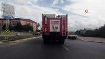 Tuzla'da bir gıda fabrikasında amonyak gazından 3 kişi etkilendi. Olay yerine itfaiye, polis ve sağlık ekipleri sevk edildi.