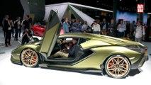 VÍDEO: Lamborghini Sián, todos los detalles del superdeportivo