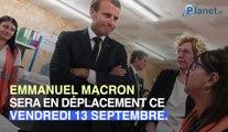 Emmanuel Macron, le coprince d'Andorre