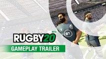 Rugby 20  - Trailer de gameplay