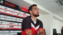 Théo Millet et Joe El Abd se confient avant Biarritz - Oyonnax
