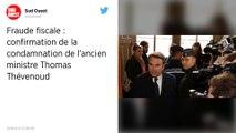 Fraude fiscale : L'ex-secrétaire d'État Thomas Thévenoud définitivement condamné