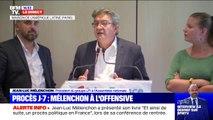 """Jean-Luc Mélenchon: """"Peut-être que Richard Ferrand est tombé dans un piège"""""""