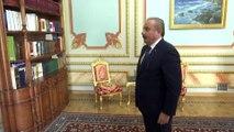 TBMM Başkanı Şentop, Hollanda'nın Ankara Büyükelçisi Kwaasteniet'i kabul etti - TBMM