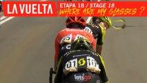 Où sont mes lunettes ? / Where are my glasses ? - Étape 18 / Stage 18   La Vuelta 19