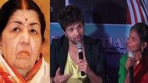 Himesh Reshammiya breaks silence on Lata Mangeshkar's view about Ranu Mondal;Watch video | FilmiBeat
