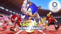 Sonic aux Jeux Olympiques de Tokyo 2020 - Bande-annonce TGS 2020