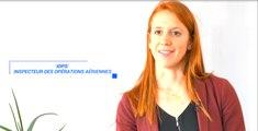 DGAC : Inspectrice des opérations aériennes (IOPS) - Laura Goubert, DSAC-Nord