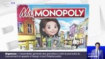 Le version femme de Monopoly est-elle féministe ? - ZAPPING ACTU HEBDO DU 14/09/2019