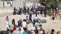 """Crise migratoire : """"c'est sur nous qu'a reposé le fardeau !"""""""