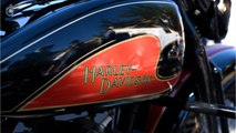 Harley-Davidson Laying Off 40 Employees