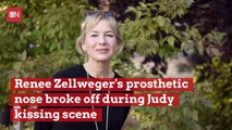 Renee Zellweger Had A Serious Movie Kiss Problem