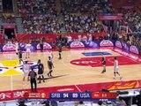 Match de classement - La Serbie aussi se paye les États-Unis