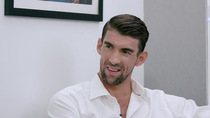Michael Phelps shares his experience with mental health