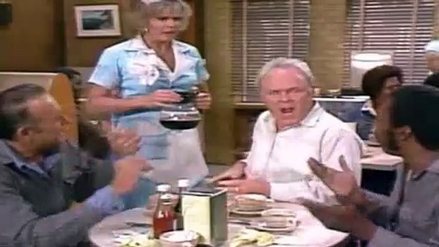 All In The Family Season 7 Episode 1 Archie's Brief Encounter (Part 1)