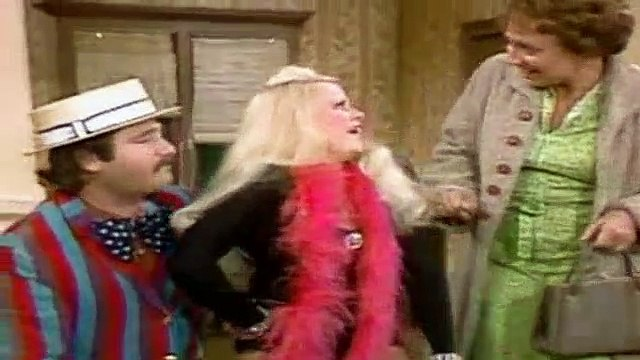 All In The Family Season 7 Episode 2 Archie's Brief Encounter (Part 2)