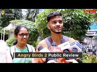 Angry Birds 2 Public Review | Featuring Kapil Sharma | Kiku Shardha | Archana Puran Singh
