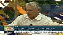 Díaz-Canel: Situación de combustible en Cuba es coyuntural