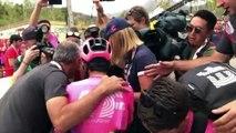 La Vuelta 19 - Sergio Higuita wins the 18th stage, Primoz Roglic leader, Alejandro Valverde takes 2nd place, Nairo Quintana now 3rd overall