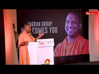 Yogi Adityanath says, Role of Media is very important for Social Awareness