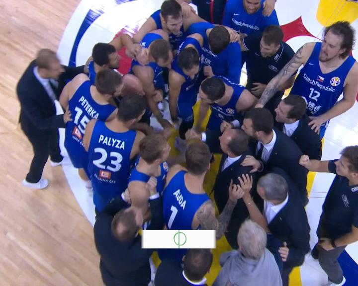 Match de classement - La République tchèque domine la Pologne
