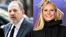 Gwyneth Paltrow Helped Expose Harvey Weinstein