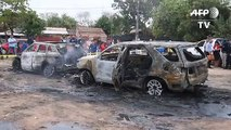 One dead and three wounded in escape of Paraguayan drug lord