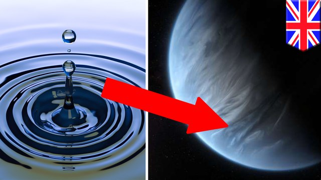 Water detected on potentially habitable exoplanet