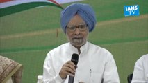 Country in the midst of protracted slowdown: Manmohan