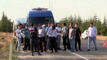 Ticari araç ile kamyonet çarpıştı: 2 ölü, 2 yaralı - ESKİŞEHİR