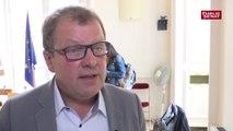 """Coursiers à vélo : """"Vous avez un vide juridique"""", dénonce le sénateur PCF Pascal Savoldelli"""
