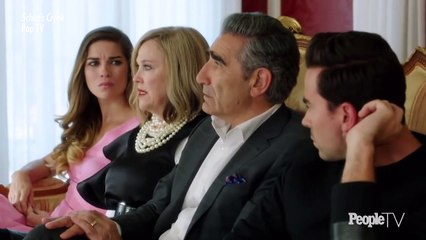 Catherine O'Hara on the Emotional Final Table Read for 'Schitt's Creek'