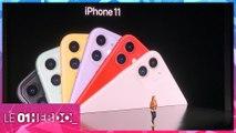 01Hebdo #237 : les nouveaux iPhone vous font-ils envie ?