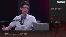 The Costumes of Game of Thrones, the Gender of James Bond | Take The Black LIVE