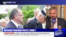 """""""Non"""" Alexis Corbière ne demande pas à Richard Ferrand de quitter son poste de président de l'Assemblée nationale malgré sa mise en examen"""