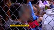 États-Unis : les enfants de migrants enfermés dans des cages