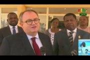 RTB/Visite de parlementaire Français à leurs homologues Burkinabè